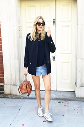 le fashion,blogger,jacket,top,bag,skirt,loewe bag