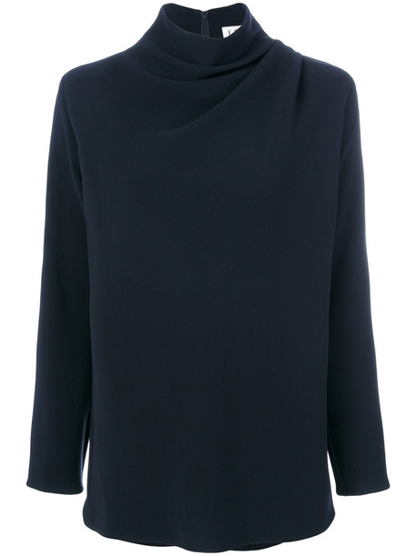 Alberto Biani sweatshirt women blue sweater