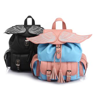 bag cute kawaii wing backpack wings backpack kawaii bag