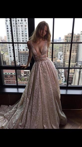 dress nude dress sequins sequin dress