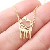 jewels,necklace,giraffe,pretty,cute,jewelry,tumblr