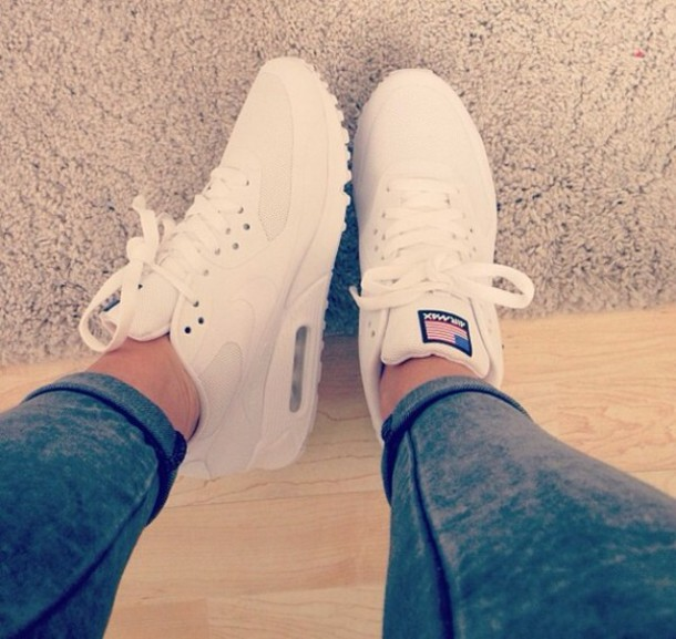shoes nike air max 90 hyperfuse