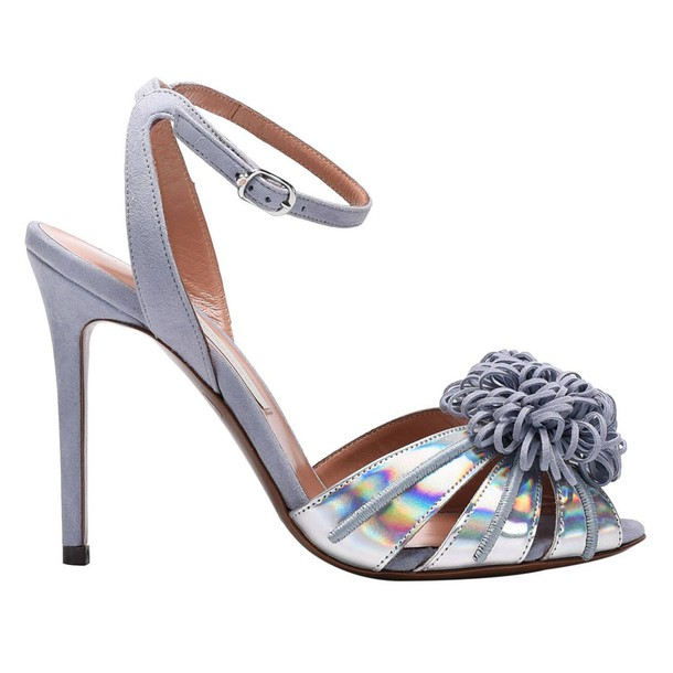 LAutre Chose sandals shoes women sandals shoes silver