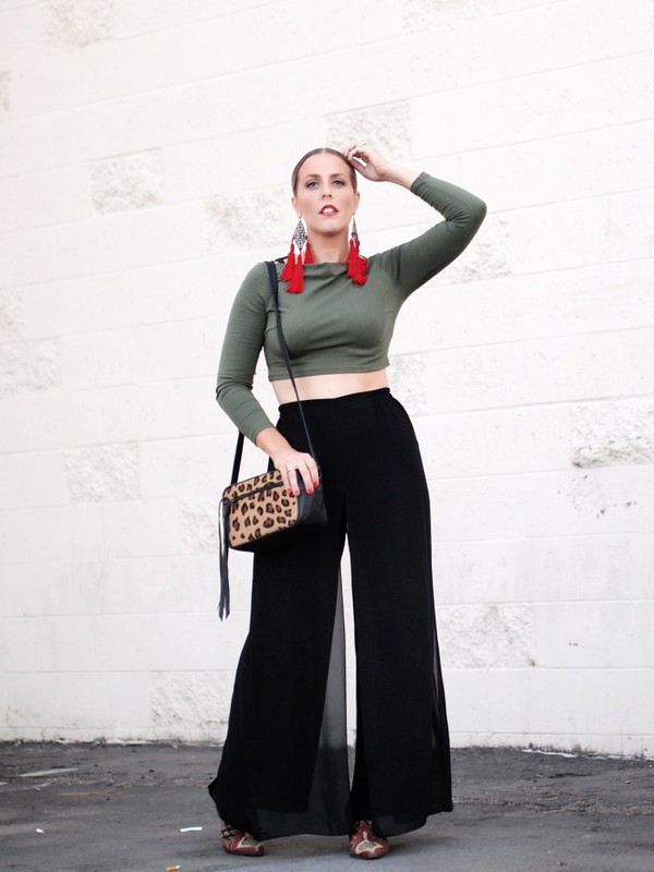 b. jones style blogger jewels top bag pants shoes