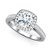 6 Diamond Engagement Rings—ALL Less Than $2,600! Which Would You Like to Find Under the Christmas Tree? : Save the Date:  glamour.com