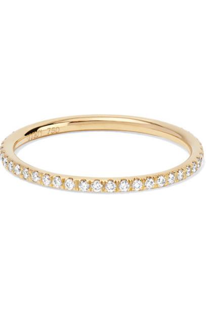 Ileana Makri ring gold jewels
