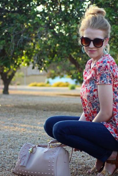 fashion flirtation top shoes bag jewels sunglasses