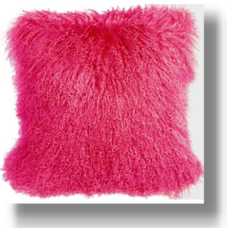 home accessory pillow pink bedroom fluffy