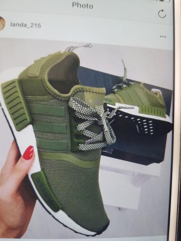 Adidas NMD R1 Runner Grey/Onyx/Black/Blue Sizes 8 13 S76842