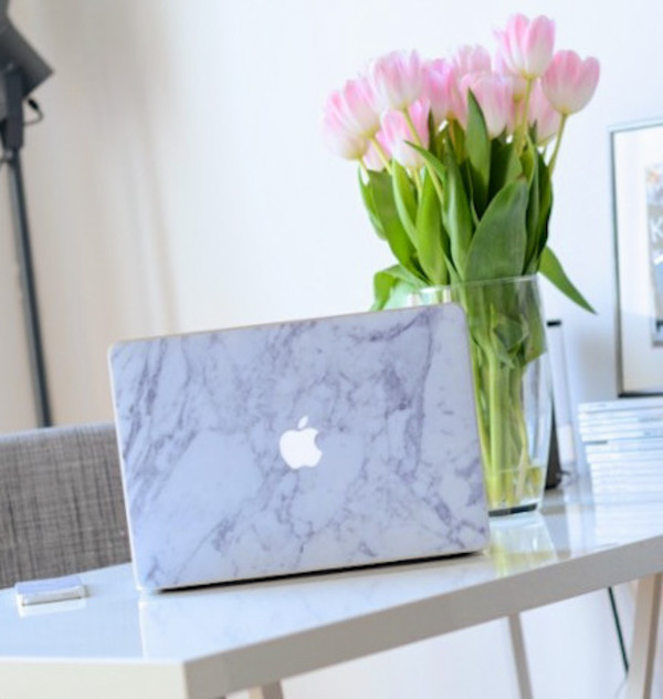 premium selection 5315f dcd55 marble, apple, computer accessory, computer case, grey, white, style ...