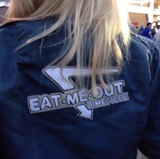 jacket blue jacket