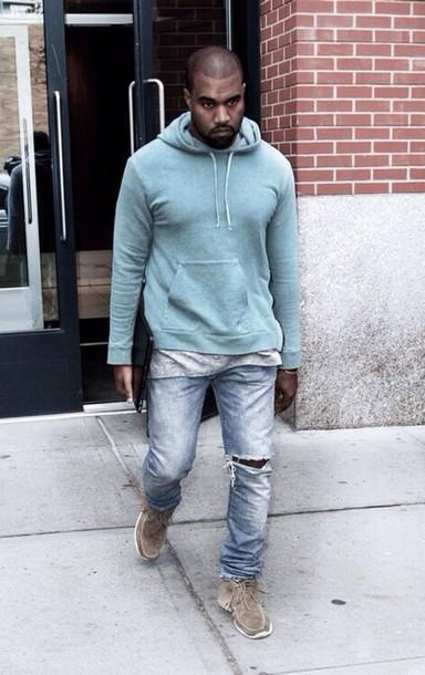 Kanye West Shoes October 2017