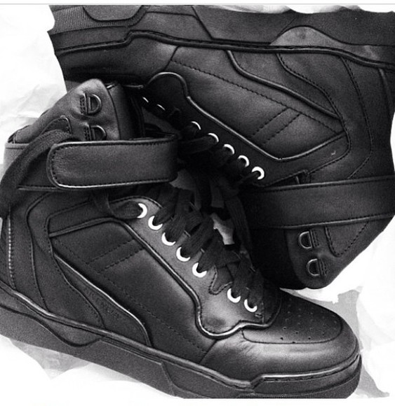 black leather sneakers nike sneakers nike high top sneakers
