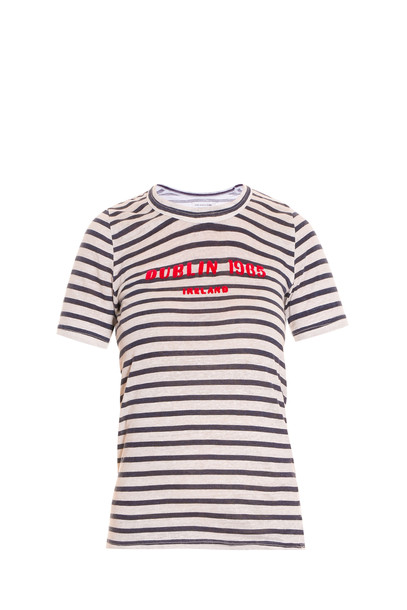 Isabel Marant etoile t-shirt shirt t-shirt white top