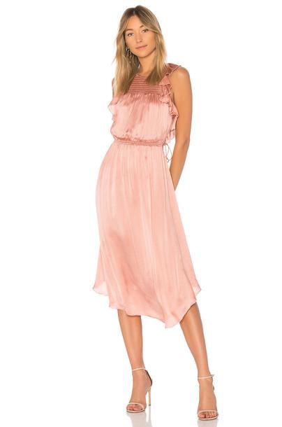 Ulla Johnson dress pink