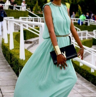 dress lime green dress lime black cluth gold maxi dress belt bracellets a line dress