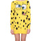 Moschino merino wool spongebob dress | lindelepalais.com 28286