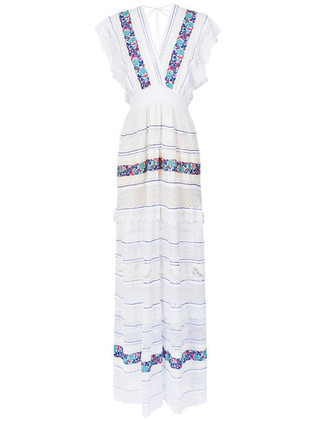 Cecilia Prado dress maxi dress maxi women white
