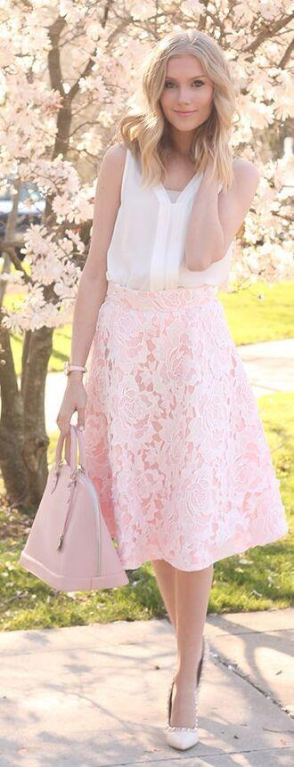 skirt pink pink skirt pink floral pink floral lace skirt cute skirt pink lace skirt pink floral skirt cute pink skirt