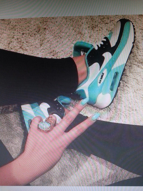 huge discount 3421b 478c2 shoes pastel blue air max nike sexy musthave