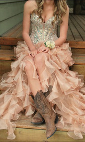 dress,same color,high low dress,high low prom dresses,backless prom dress,sequin prom dress,sexy prom dress,prom dress 2016,long prom dress,prom,boots,the dress,ruffle,prom dress,shoes,pink,country,country dress,sweetheart dress,pink dress,wedding dress,sequin dress,sparkly on top,high low,cascading ruffles,tutorial,sherri hill,short dress,light blue,high low sherri hill champagne,high-low dresses,champagne dress,rhinestones,hi low dresses,ruffle swimsuit,blush,sparkly dress,gloves,crystal prom dress,sliver strapless top with  peachy c coloured frilled bottom that can be worn with western boits,western,country style,cowgirl boots,gown,ruffle dress,high low cocktail dresses,sexy party dresses,cheap short party dresses,short party dresses 2015,discount party dresses online