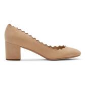 pumps,suede,beige,shoes