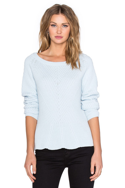 1. STATE sweater blue