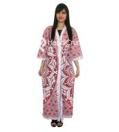 dress,mandala kimono robe,mandala cotton long kimono,beach wear pareo,indian cotton bath robe,long sleeves kimono,wide sleeve kimono,tunic cover up bath robe,floral print mandala kimono,bohemian print kimono,embroidered kimono,ethnic print beach kimono,printed summer kimono,mandala kimono,lace kimono,open front kimono,beautiful kimono