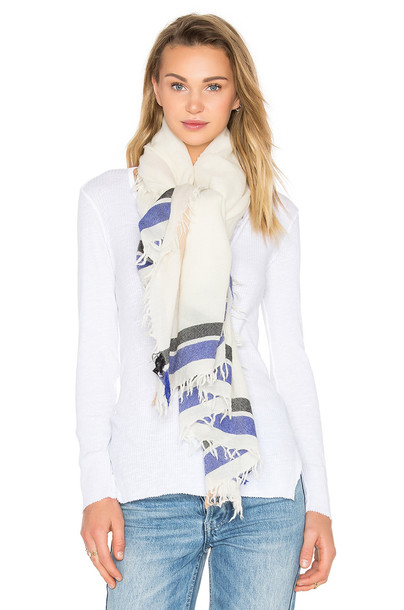 Rag & Bone scarf cream