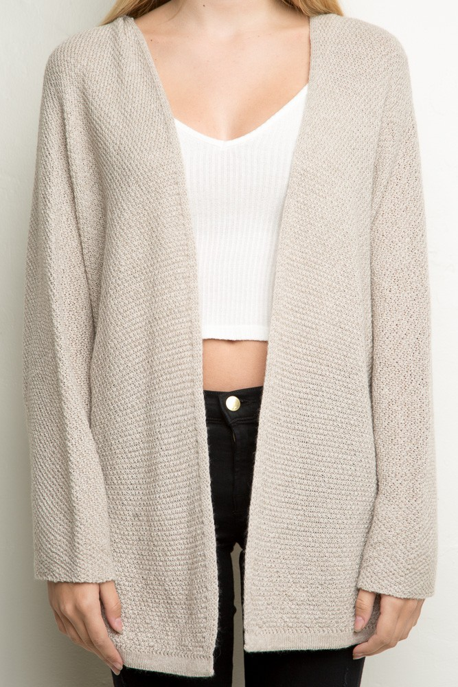 ef3330f77e6d6 Brandy Melville   Caroline Cardigan - Cardigans - Sweaters - Clothing