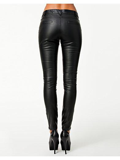 Battle Pants - Nly Trend - Sort - Bukser & Shorts - Tøj - Kvinde - Nelly.com