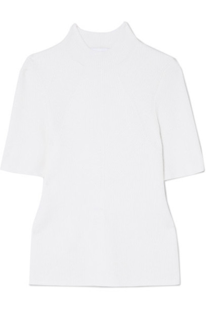 NARCISO RODRIGUEZ sweater white