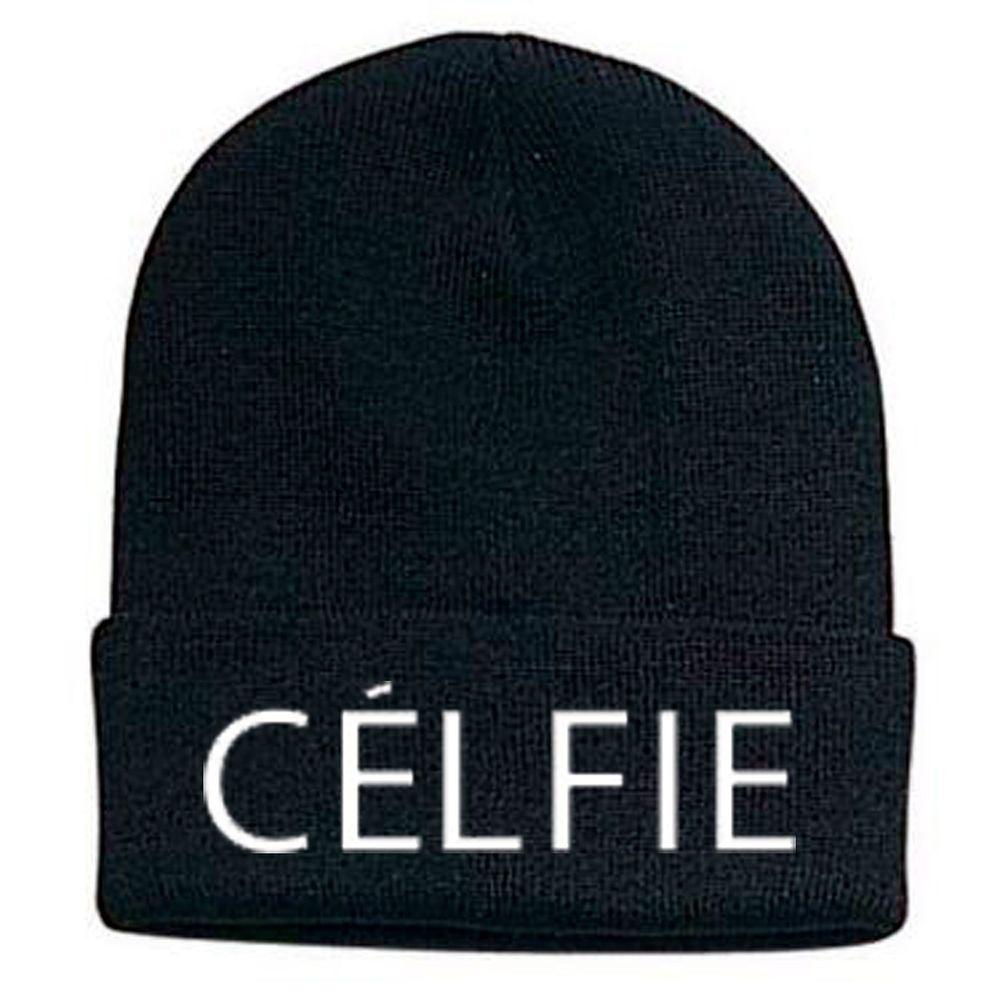 Celfie Beanie Celfie Beanie Worn by Becky G | eBay