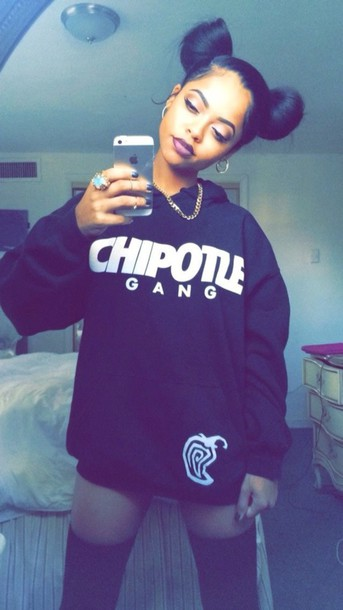 jacket chipotle gang