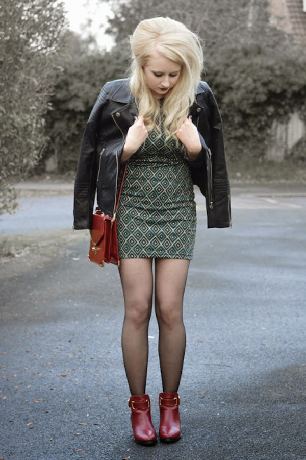 sammi jackson jacket dress bag shoes