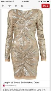 embellished dress,sequin dress,gold,gold sequins,dress,holiday dress,girly wishlist