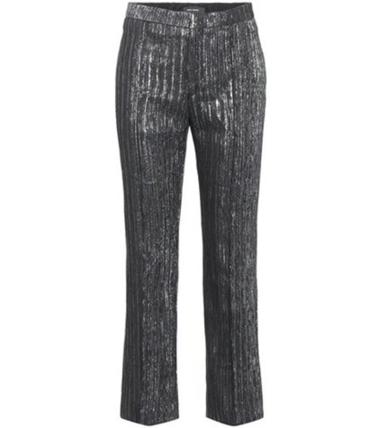 Isabel Marant metallic pants
