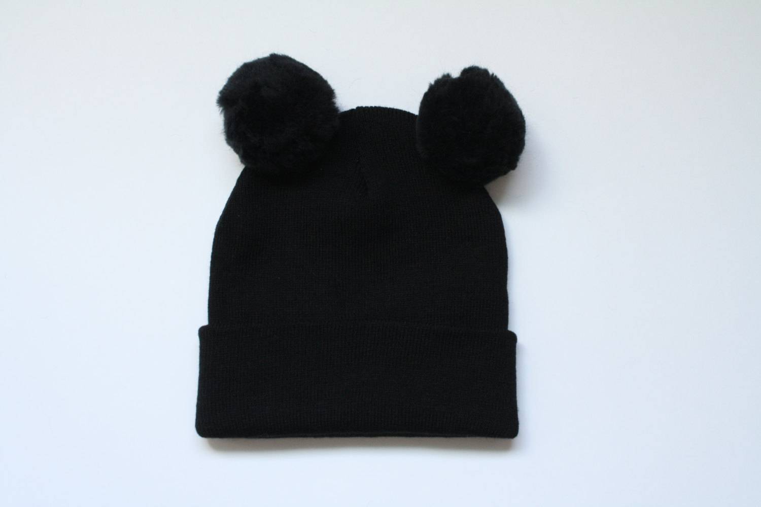 Mickey mouse slouch beanie, hat with minnie ears, mickey ears, slouched beanie, bow beanie, grunge mickey mouse