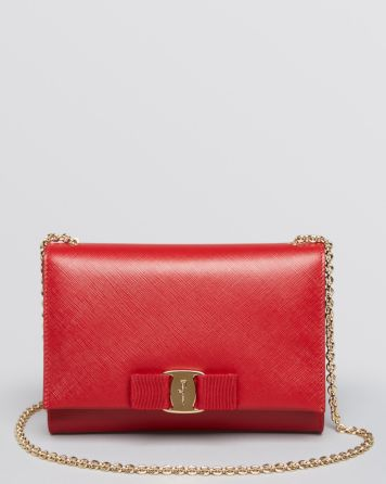 Salvatore Ferragamo Mini Bag - Miss Vara Bow | Bloomingdale's