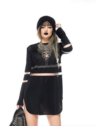 dress kylie jenner black dress alexander wang
