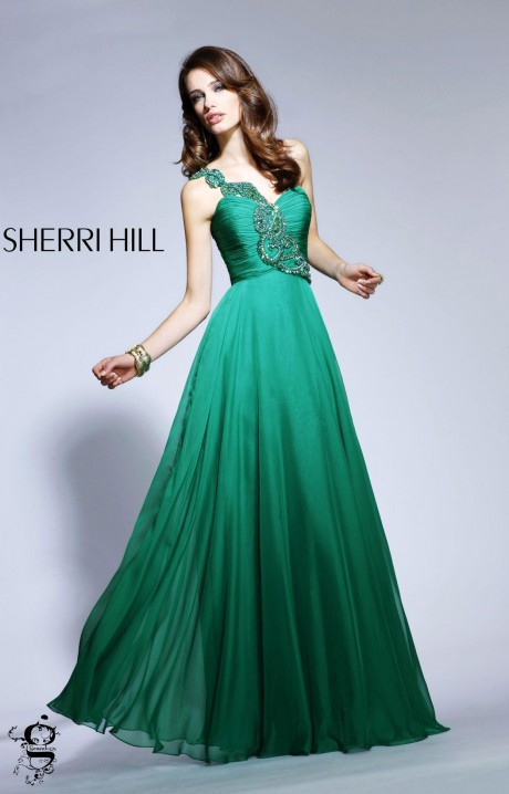 Sherri Hill 1456 Dress - 2014 - 655315