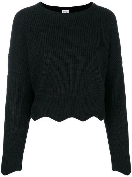 Twin-Set jumper women black sweater