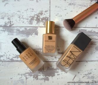 make-up bobby brown nars cosmetics estée lauder makeup brushes foundation