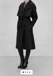 black,coat,mantel,schwarz,parker
