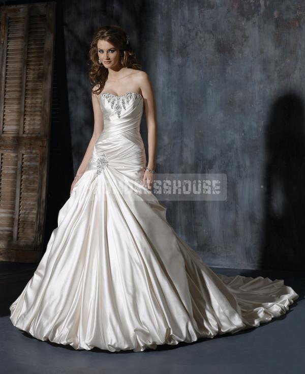 wedding dress fashion dress wedding gown