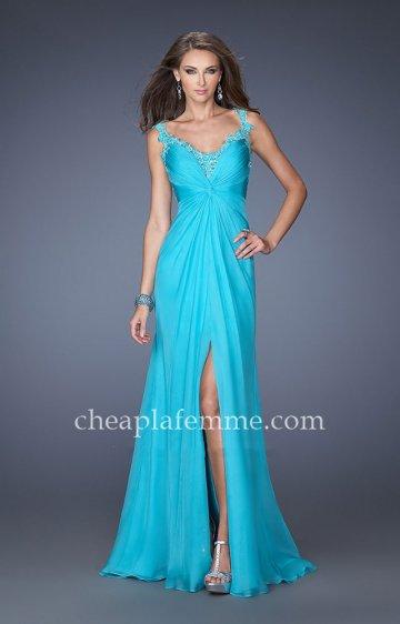 cheap la femme prom dresses_Prom Dresses_dressesss