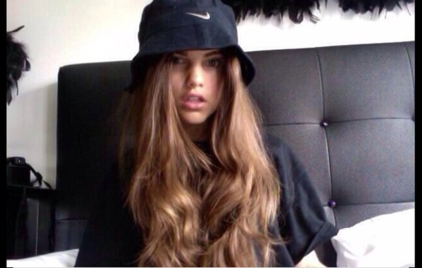 80847756b62 hat bucket hat nike tumblr black nike hat
