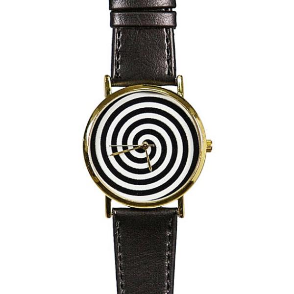 jewels swirls freeforme style swirl watch freeforme watch womens watch mens watch leather watch unisex