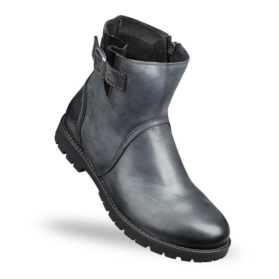 Bottes en femme STOWE noir pour Birkenstock ® cuir couleur P8nwN0kZOX