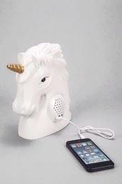 home accessory,unicorn,technology,girly,speaker